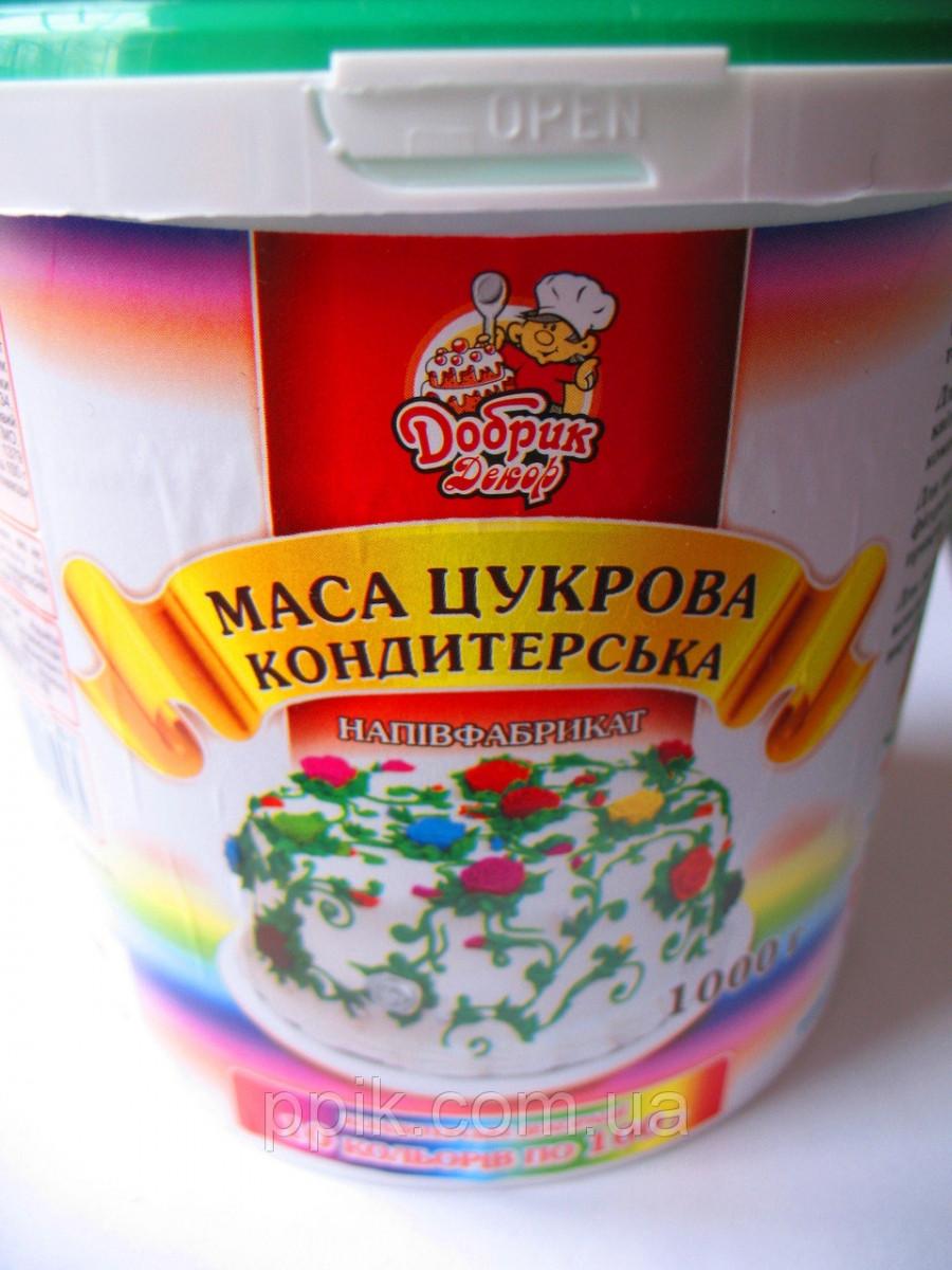 """Мастика для тортов """"Добрик"""" (10 ЦВЕТОВ по 100 грамм ) универсальная"""