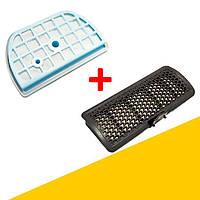 Комплект фильтров для пылесоса LG ADQ73393603 +ADQ73393407 VK70607HU, VK70602NU, VK69166N, VC33203UNTO, VK706R, фото 1