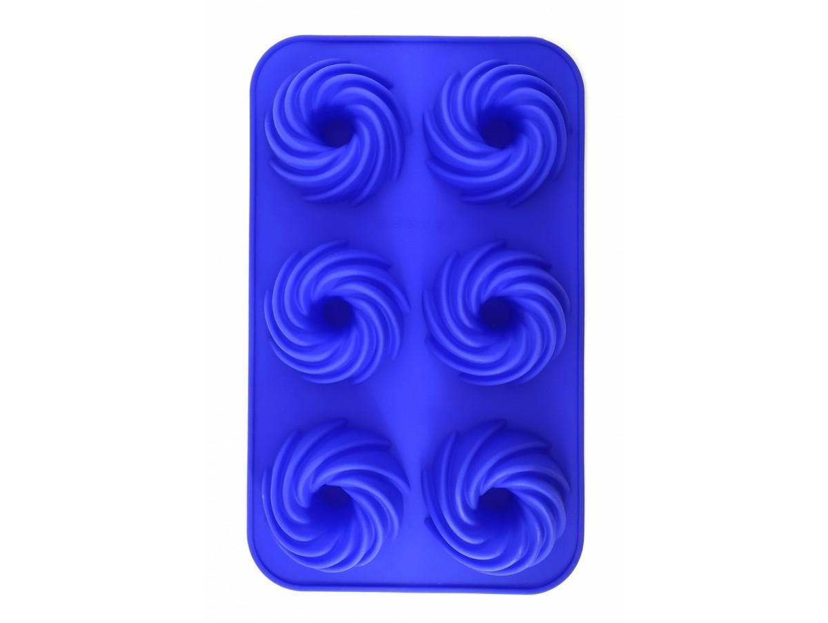 Форма силиконовая Саварин на планшете