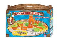 Игрушка кухонный набор 4