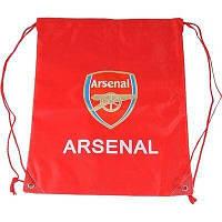 Рюкзак-мешок для спортивной одежды и обуви (клубный)
