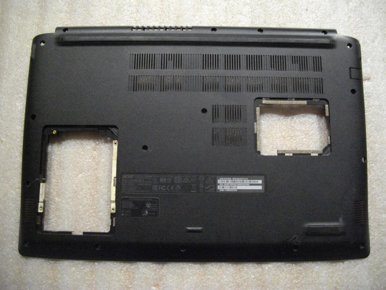 Корпус низ, Нижняя часть корпуса Acer Aspire 5 A515-41G A515-41G-T53G БУ