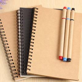Блокноты и книги канцелярские