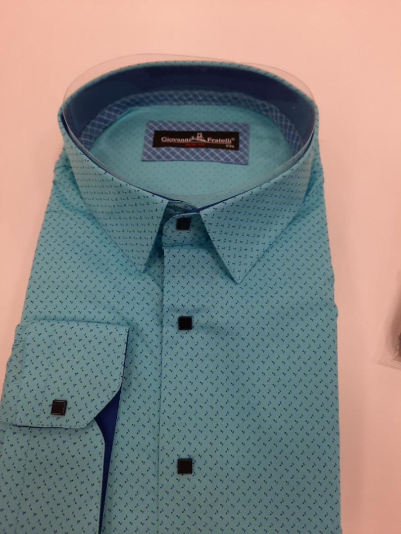 Рубашка мужская Giovanni Fratelli на кнопках