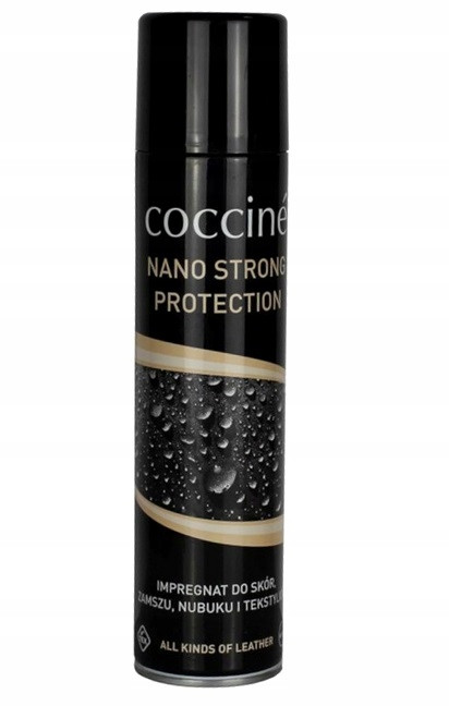 Водоотталкивающий спрей Coccine NANO STRONG PROTECTION 400мл