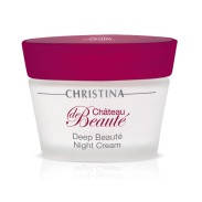 Обновляющий ночной крем Christina Chateau de Beaute Deep Beaute Night Cream, 50ml