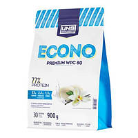 Сывороточный протеин концентрат UNS Econo Premium (900 г) юнс Vanilla Ice Cream