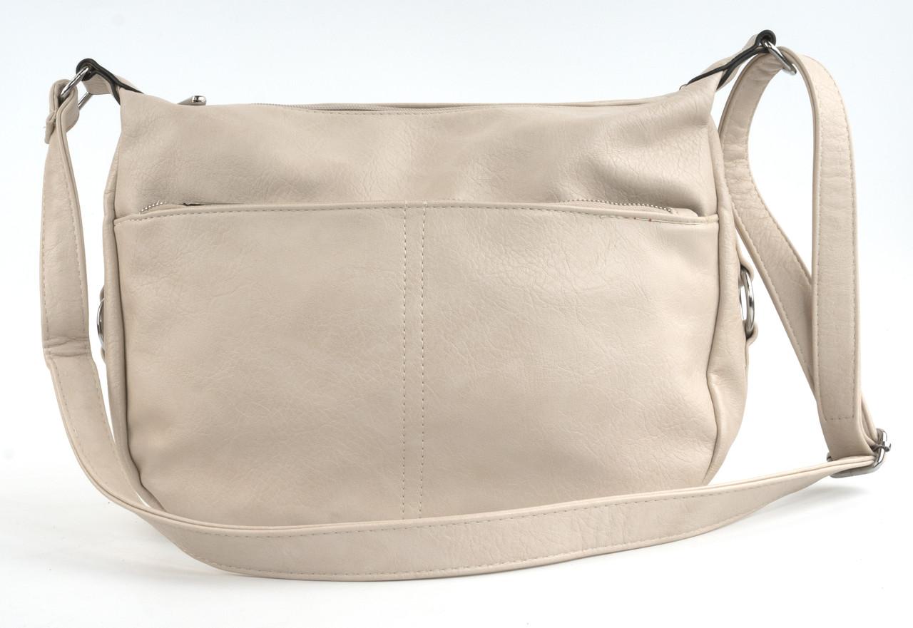 Жіноча стильна м'яка сумочка TOMMASINI art. 2726