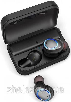 Bluetooth-гарнітура Awei T3 Twins Earphones Black (F_82776), фото 2