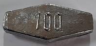 Груз Ромб скользящий 100г (упак 10шт)