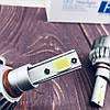 Комплект автомобільних LED ламп C6 H3 - Світлодіодні лампи, Автолампи, Ближнє, дальнє світло, Автосвітло, фото 4