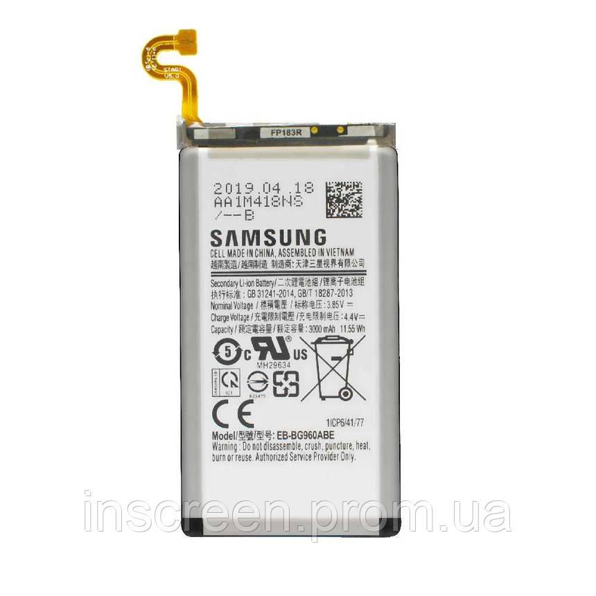 АКБ (Аккумулятор) Samsung EB-BG960ABE для Samsung G960 Galaxy S9 3500mAh, фото 2