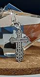 Серебряный крест Арт. Кр - 237, фото 3