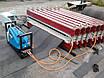 Стикування конвеєрних (транспортерних) стрічок методом гарячої вулканізації, фото 3