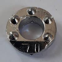 Груз Кольцо скользящий 70г (упак 10шт)