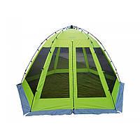 Тент-шатер автоматическая Norfin Lund NF (summer) зеленый