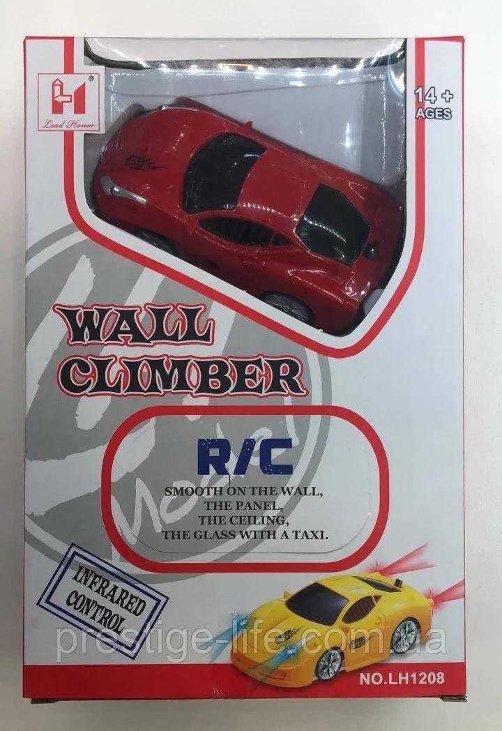 Антигравитационная машинка Wall Climber Car P801 (ездит по стенам и потолку)