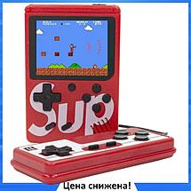 Игровая приставка SUP Game Box 400в1 - Приставка Dendy для двух игроков, с джойстиком, с подключением к ТВ, фото 3