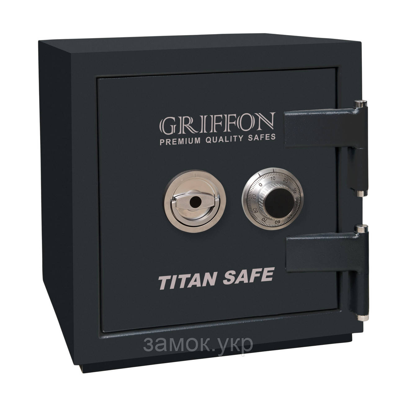 Огневзломостойкий сейф GRIFFON CL.II.50.C (Украина)