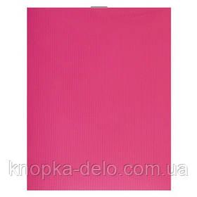 Зошит В5 48арк. клітинка, пласт. обкладинка  5В048К-П01 (зелен., рожев., фіоарк.,, помаранч.)