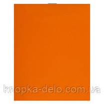 Зошит В5 48арк. клітинка, пласт. обкладинка  5В048К-П01 (зелен., рожев., фіоарк.,, помаранч.), фото 3