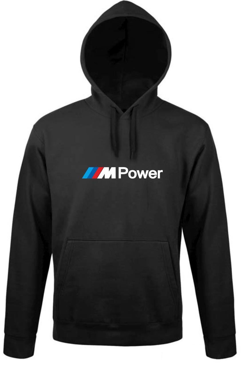 Реглан с капюшоном BMW M Power