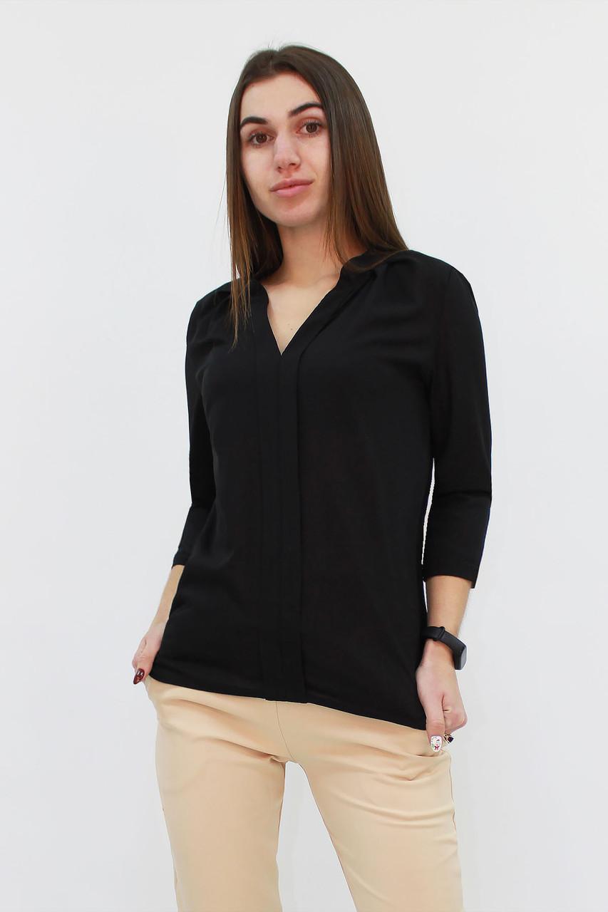 Классическая женская блузка Kary, черный