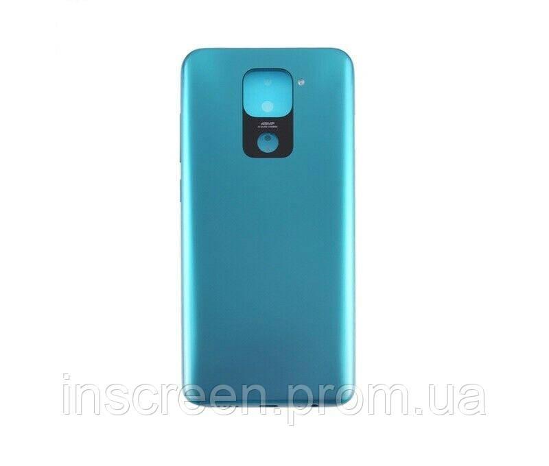Задня кришка Xiaomi Redmi Note 9 Forest Green зелена, фото 2