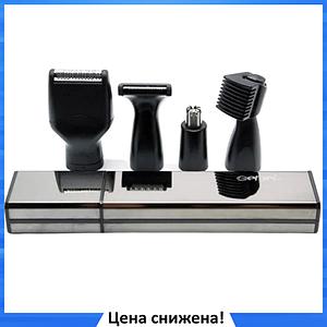 Триммер Gemei GM 3116 4в1 - Электробритва для носа, ушей, висков и шеи