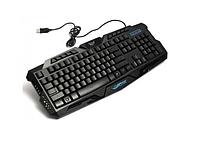 Ігрова клавіатура з підсвічуванням Fire Cam GK20
