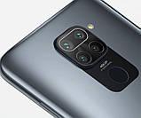 Смартфон Xiaomi Redmi Note 9 3/64GB Onyx Black, фото 3