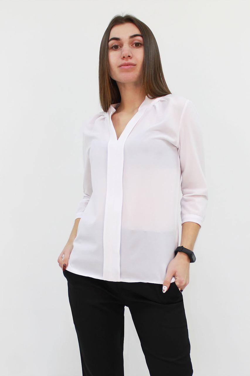 Классическая женская блузка Kary, белый