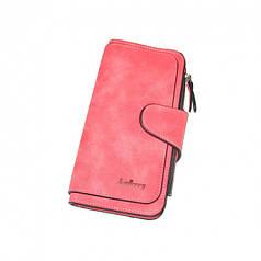 Женский кошелек портмоне Baellerry N2345 Malina