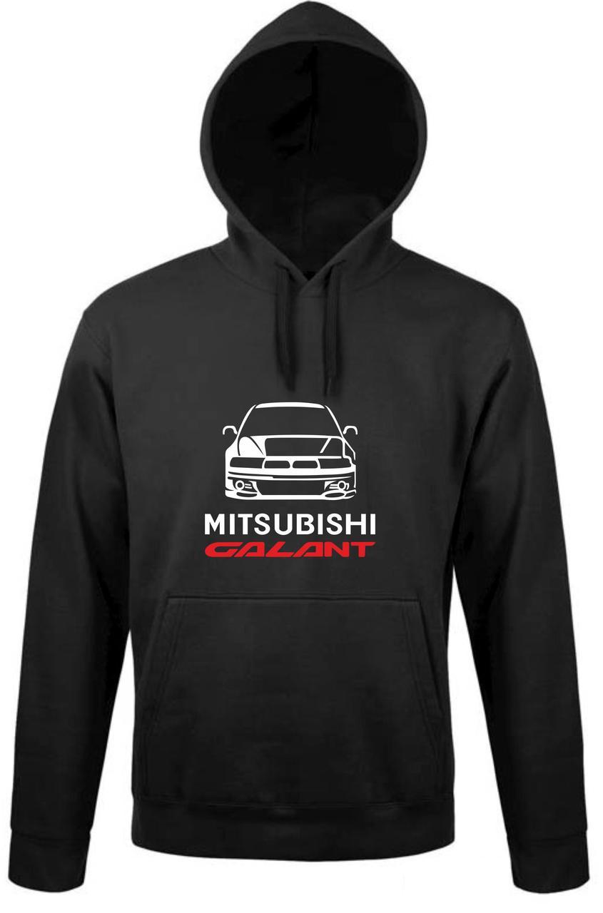 Реглан с капюшоном Misubishi galant wr