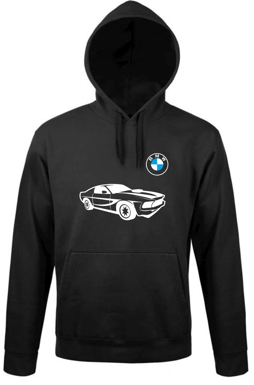 Реглан с капюшоном BMW w