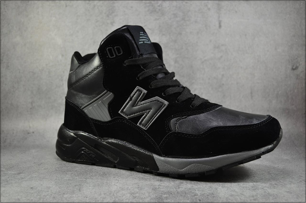Зимние кроссовки Balance Black