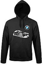 Реглан с капюшоном BMW c