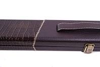 Чехол для бильярдного кия, кожаный, 120 см, фото 1