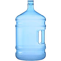 Бутыль для воды 19 л с ручкой. Поликарбонат