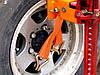 Сменная лента для зацепа за колесный диск для домкрата Хайджек, фото 2