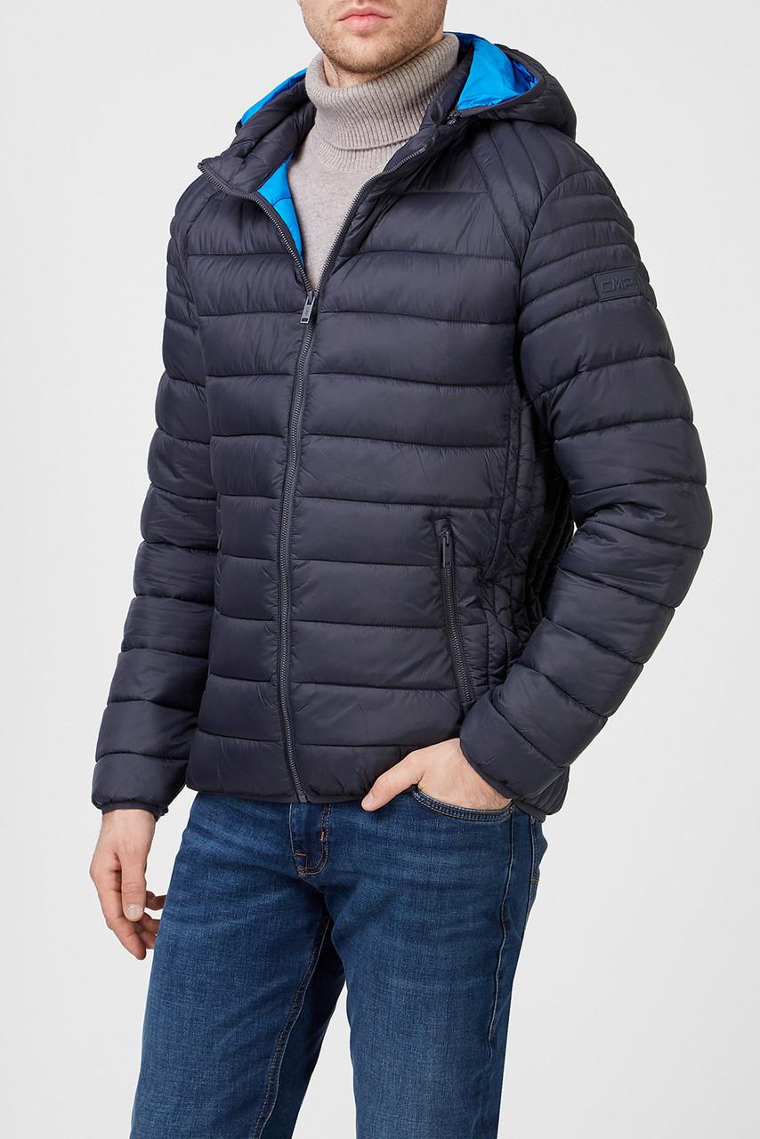 Мужская куртка пуховик CMP Zip Hood 30K2727-U423