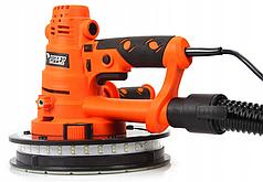 Шлифовальная машина RIPPER со светодиодной подсветкой 1500Вт