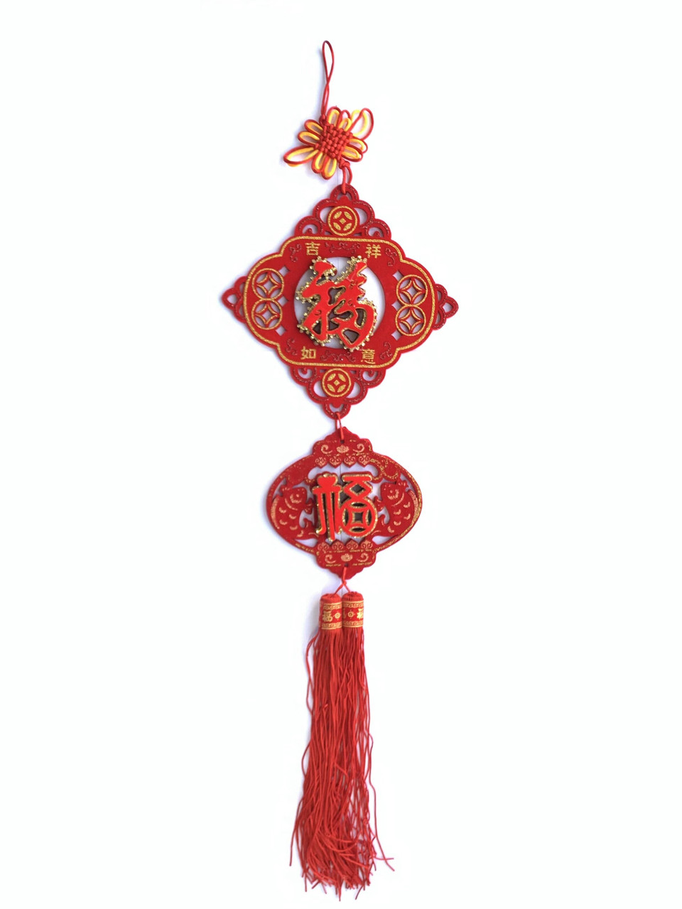 Китайский настенный узел 21 см × 70 см