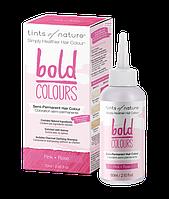 Краска для полупостоянного окрашивания Tints of Nature BOLD Colours - Розовая