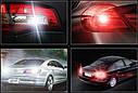 Led лед лампа 1157 Bay15D P21/5 Вт светодиодные автомобильные тормозные двухконтактные CAN BUS БЕЛЫЙ 4 нити, фото 2