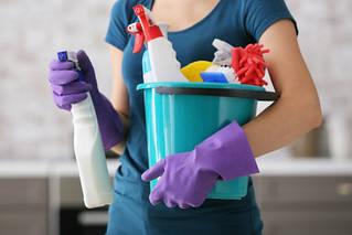 Професійні миючі засоби - готові до застосування