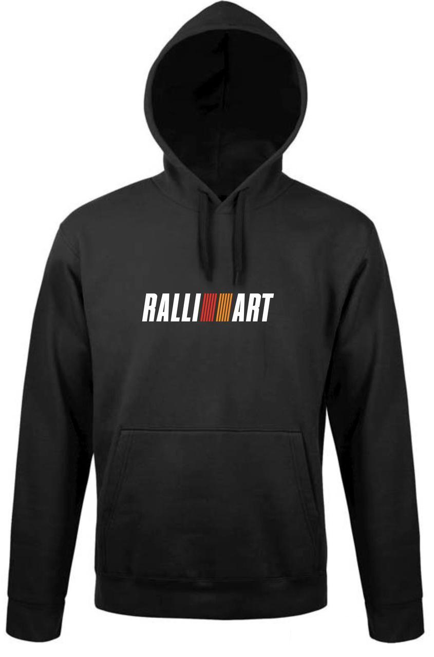 Реглан с капюшоном RallyArt