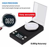 Цифровые ювелирные весы TN-50 ( 50 г, 0.001 г ), фото 3