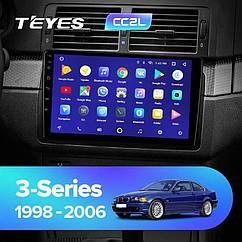 Штатная магнитола TEYES  BMW 3-Series 1998 - 2006 Android