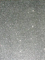 Фоамиран серебристый с глиттером  Josef Otten 1,7 мм